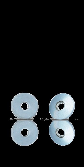 P14 - Rondelle a tenuta stagna concave