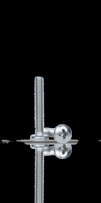 P33 - Viti metallo inox testa cilindrica