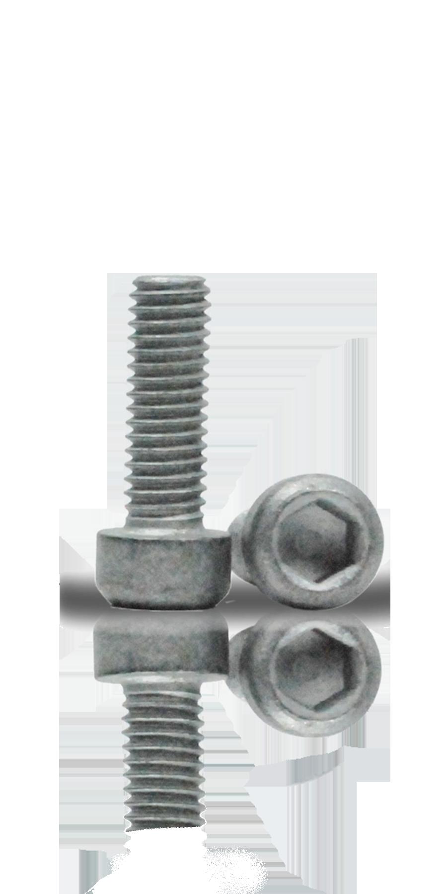 Viti per accessori alluminio 2