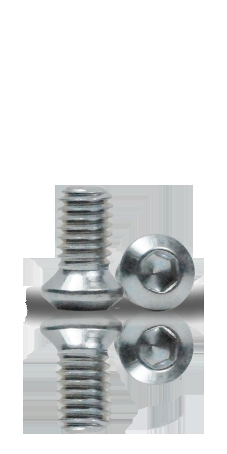 Viti per accessori alluminio 8